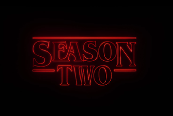 Netflix Announces A Second Season Of Stranger Things Will Launch In 2017