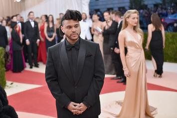 "The Weeknd Says New Album Is Possibly ""Best-Sounding"" Project He's Ever Done"