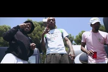 "Wiz Khalifa & Chevy Woods Feat. Casey Veggies ""Gang Gang"" Video"