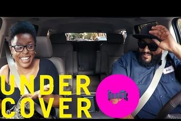 DJ Khaled Goes Undercover As Lyft Driver