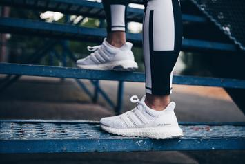 "The ""Triple White"" Adidas UltraBoost Will Be Restocking This Month"