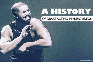 A History Of Drake Acting In Music Videos