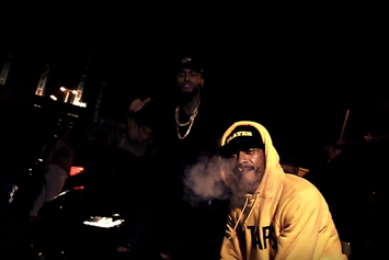 "Nipsey Hussle Feat. Dave East, Bino Rideaux ""Clarity"" Video"