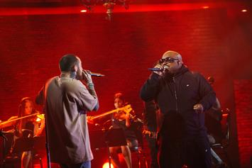 "Mac Miller & Cee-Lo Green Perform ""We"" On ""The Divine Feminine"" Concert Special"