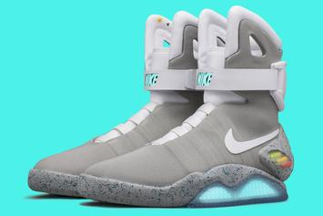 Nike Mag Sells For Over $100,000 At First Live Auction