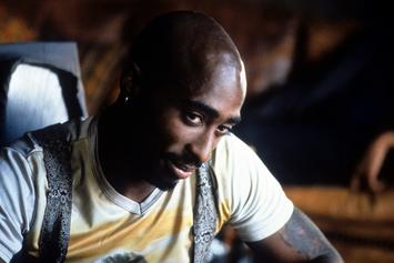 "Tupac's Handwritten Essay ""Is Thug Life Dead?"" Up For Auction"