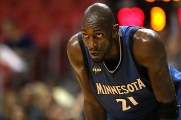 "TNT Announces Kevin Garnett Will Be Joining ""Inside The NBA"""