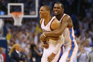 Kevin Durant Says He Still Loves Russell Westbrook