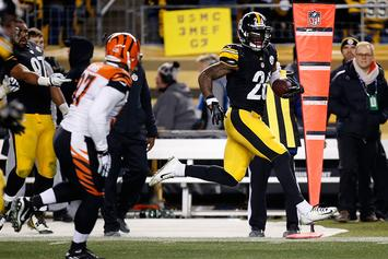 """Le'Veon Bell Disses Bengals In New Song """"Rappin Athlete"""""""