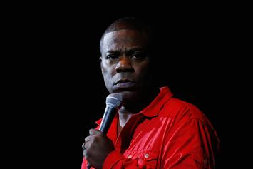 Tracy Morgan Says He Forgave The Truck Driver Who Caused Accident