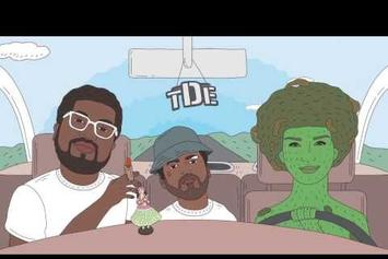 "Lance Skiiiwalker Feat. ScHoolboy Q ""Toaster"" Video"