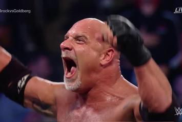 Goldberg Returns At Survivor Series, Destroys Brock Lesnar In Less Than 2 Minutes