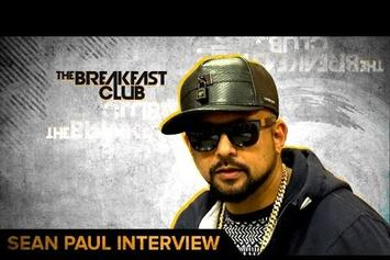 Sean Paul Speaks On Reggae Influence In Mainstream Music