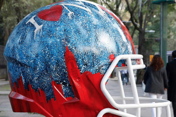 Mexican Artists Redesigned Helmets For All 32 NFL Teams