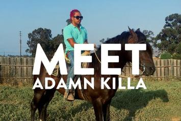 Meet Adamn Killa: The South Side Chicagoan Riding His Own Experimental Wave