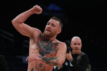 "Dana White Confirms Conor McGregor Filmed Scenes For Upcoming ""Game Of Thrones"" Season"