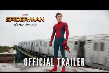 "Watch The Awesome ""Spider-Man: Homecoming"" Official Trailer"