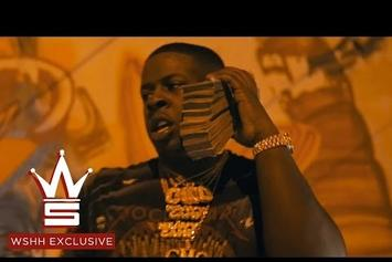 """Zoey Dollaz Feat. Blac Youngsta """"From The Mud"""" Video"""