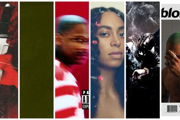 18 Artists Reveal Their Favorite Album Of 2016