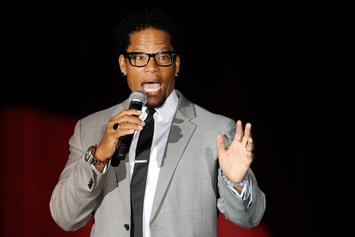 DL Hughley Tweets A Racially Charged Remark In The Wake Of Debbie Reynolds Death