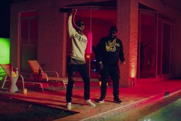 """Future Feat. Rick Ross """"That's A Check"""" Video"""