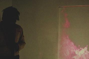 """Lucki """"Leave With You"""" Video (Prod. By Clams Casino & Plu2o Nash)"""