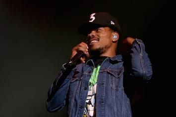 """Chance The Rapper's """"Coloring Book"""" Was The Top Album Of 2016 On SoundCloud"""
