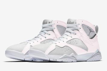 "Upcoming ""Pure Money"" Air Jordan 7 Looks A Lot Different Than Expected"