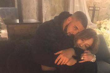 Drake Dines With Porn Star In Amsterdam