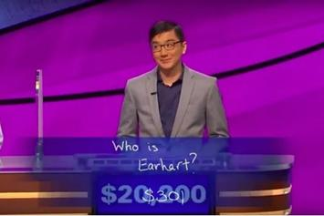 Jeopardy! Champion Uses Final Question To Troll The Golden State Warriors