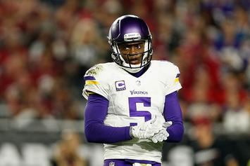Vikings QB Teddy Bridgewater Could Reportedly Miss The Entire 2017 Season