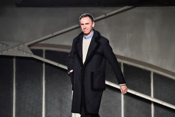 "Asked What Brands Inspire Him, Raf Simons Responds ""Not Off-White"""
