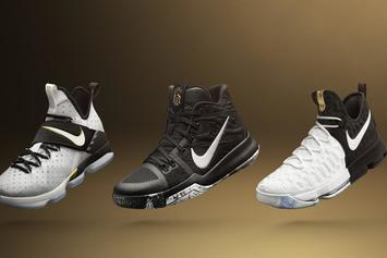 """Nike And Jordan Brand Unveil 2017 """"Black History Month"""" Collection"""