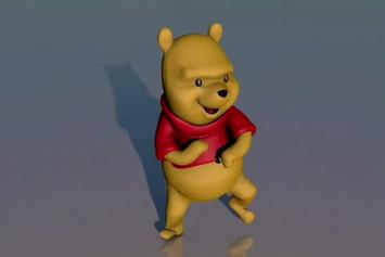 Winnie The Pooh Dancing To Rap Songs Is The Best Thing On The Internet RN