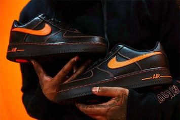 A$AP's VLone x Nike Air Force 1 Low Collab Is Releasing Soon