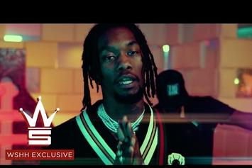 "Fly Ty Feat. Offset, Jadakiss ""Large Bag"" Video"