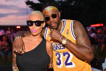 """2 Chainz & Amber Rose Collaborate On """"Pretty Girls Like Trap Music"""" Playlist"""