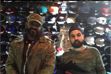 """Jim Jones Says """"I'm Dipset For Life"""" In A New Interview"""