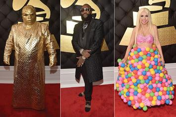 The Best, Worst And Wildest Looks From The 59th Annual Grammy Awards Red Carpet