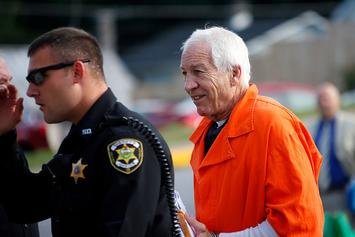 Jerry Sandusky's Son Arrested For Sexual Assault On A Child