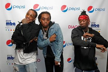 Migos & Spotify Team Up to Create Valentine's Day Cards