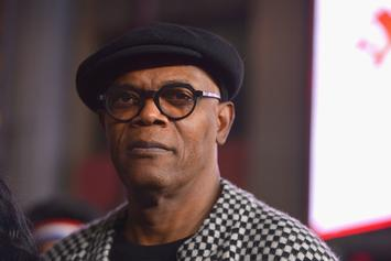 "Samuel L. Jackson Is Pissed Nick Fury Isn't In The ""Black Panther"" Movie"