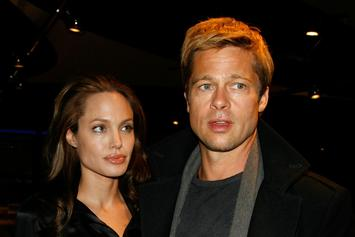Angelina Jolie Finally Opens Up About Her Divorce With Brad Pitt