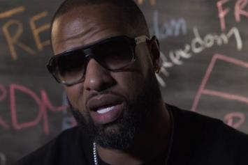 "Slim Thug ""Enemy"" Video"