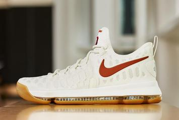 Nike To Release Texas Themed KD9 For The First Time Ever