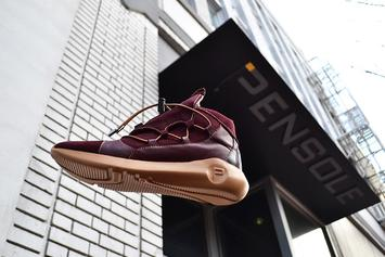 """This Is The Winning Design From The """"World Sneaker Championship"""""""