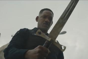 """Watch The Trailer For """"Bright,"""" The Netflix Movie Starring Will Smith"""