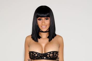 Cardi B Reportedly Signs Deal With Atlantic Records
