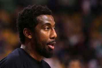 Amar'e Stoudemire Says He Would Try To Avoid A Gay Teammate