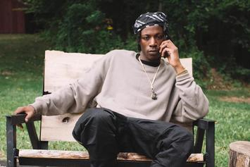 "Joey Bada$$' ""AABA"" Release Date, Full Name, & Cover Art Revealed"